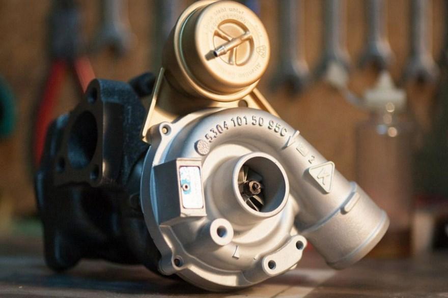 Самостоятельный ремонт турбокомпрессора