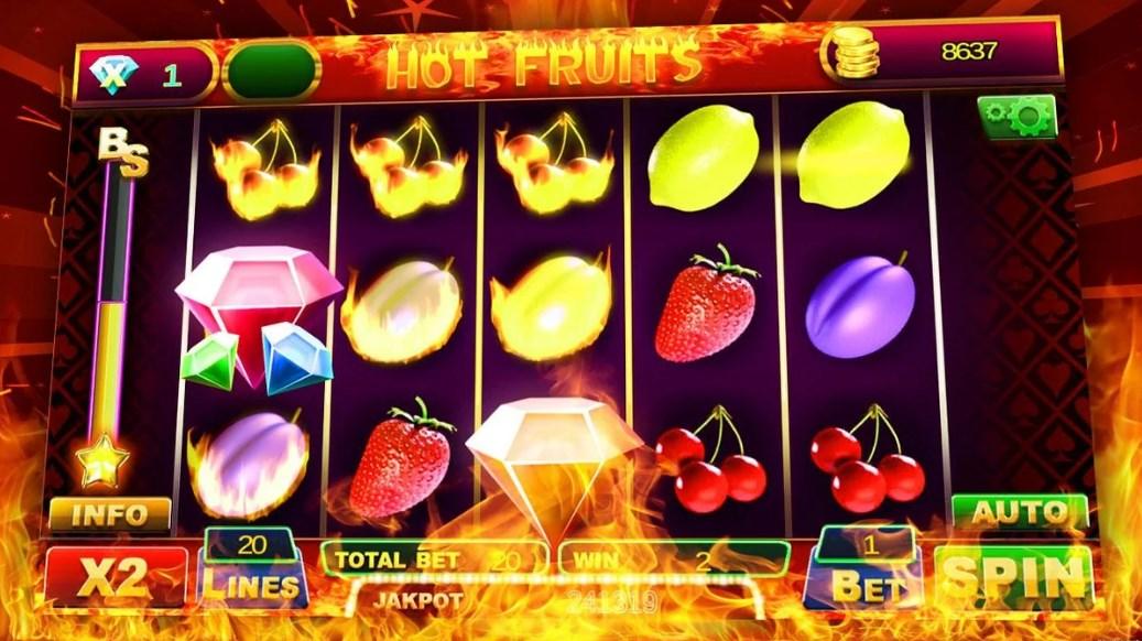 Самые известные игры в казино - фруктовые онлайн слоты