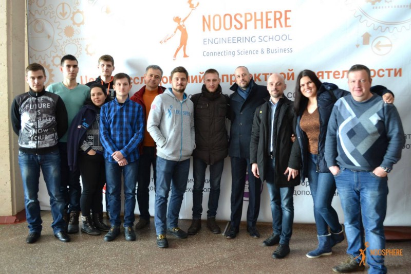 Ноосферная инженерная школа, основанная Максимом Поляковым, расширяет свои границы