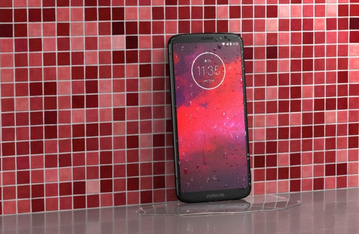 Motorola Moto Z3 официально представлена. Будет работать в сети 5G