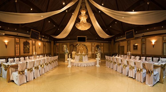 Как выбрать зал для свадебного бала фото