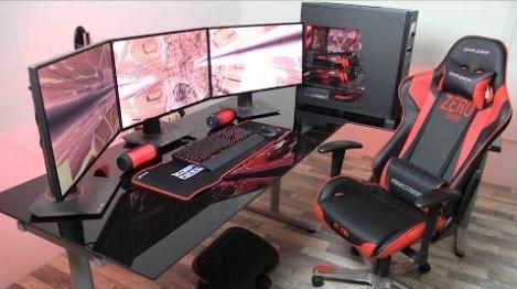 Комната для геймера как обустроить