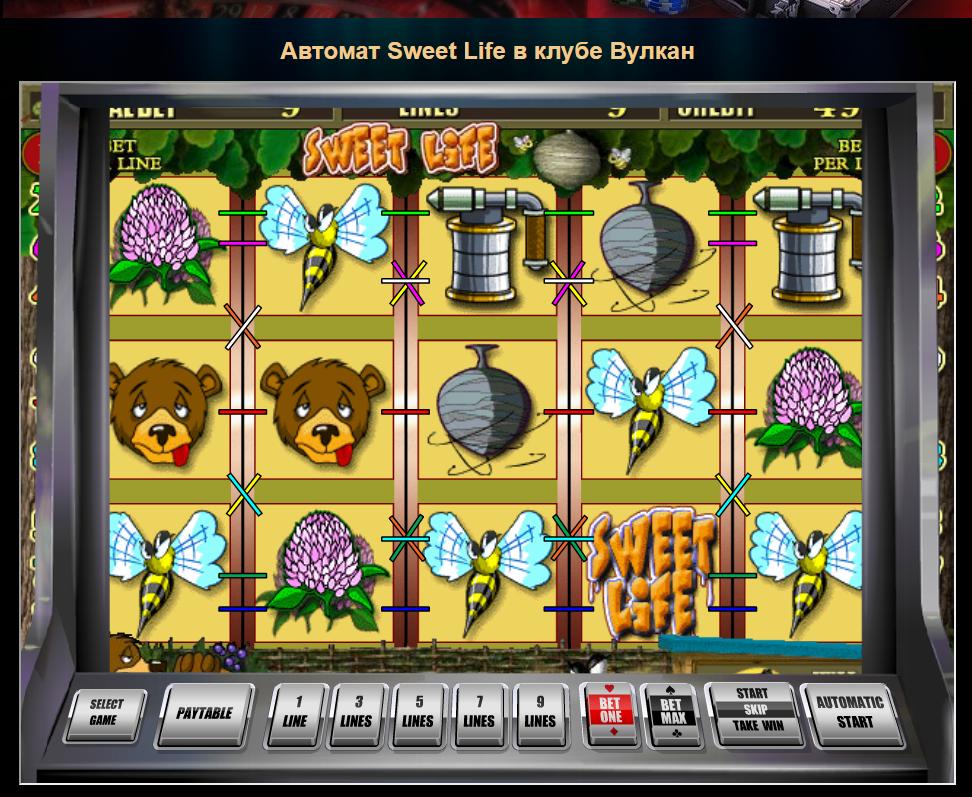 онлайн игра Sweet Life