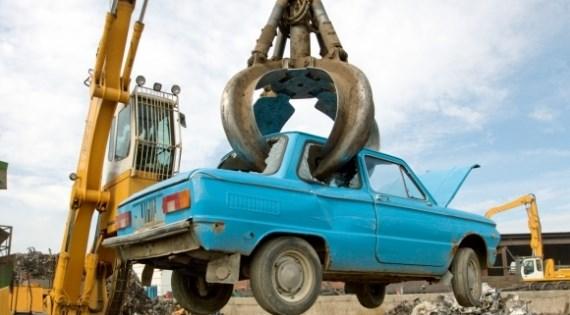 Пункт приема металлолома в Киеве