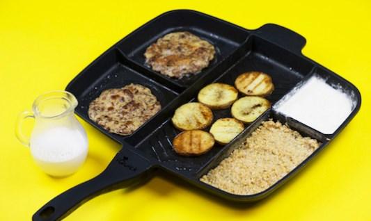 Сковорода для духовки - многофункциональный инструмент