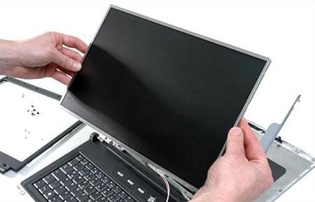 заменить матрицу ноутбука на более качественную