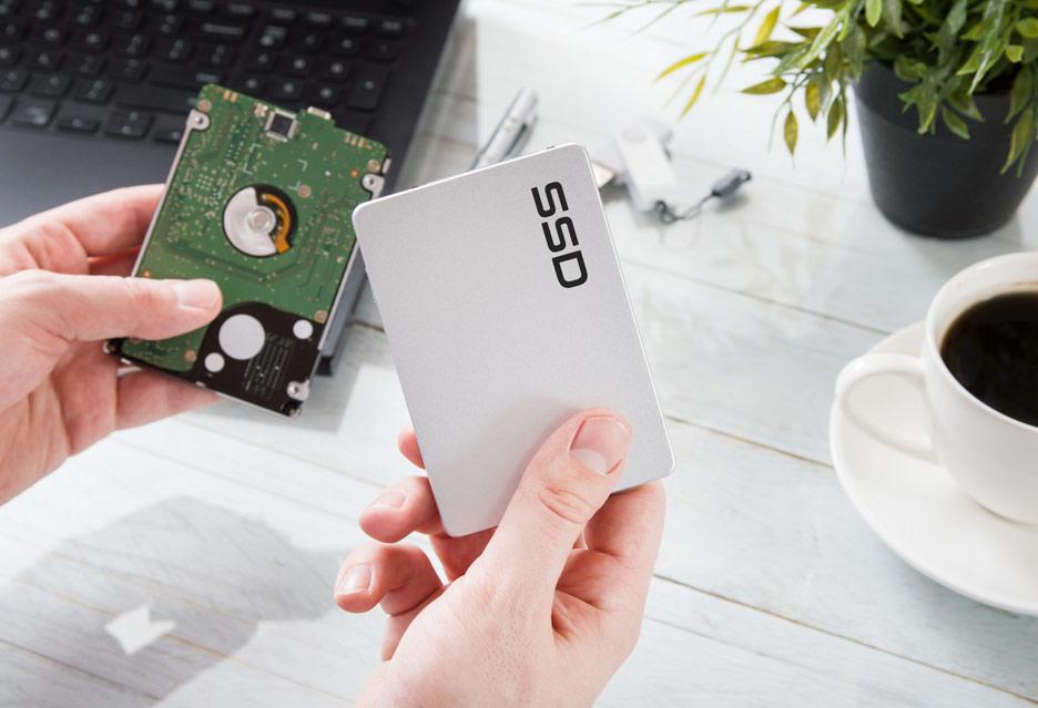 Как обновить SSD?