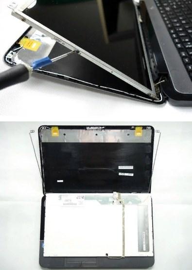 Замена матрицы на ноутбуке Asus. Пошаговая инструкция в фото