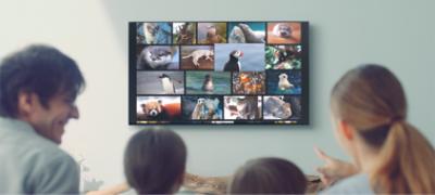 Погрузитесь в наш самый настоящий мир развлечений с телевизором Sony KD-65AF9