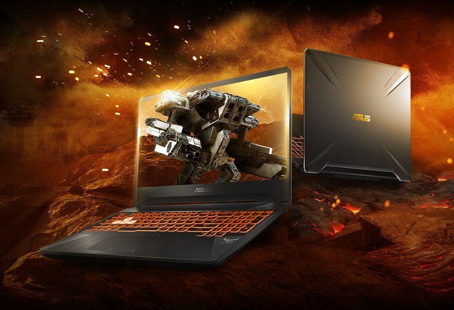 ASUS TUF FX505GY и FX705GY: ноутбуки для игр с AMD Ryzen 3000 и Radeon RX