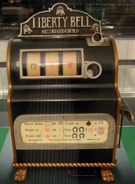 игровой автомат Liberty Bell (Колокол Свободы)