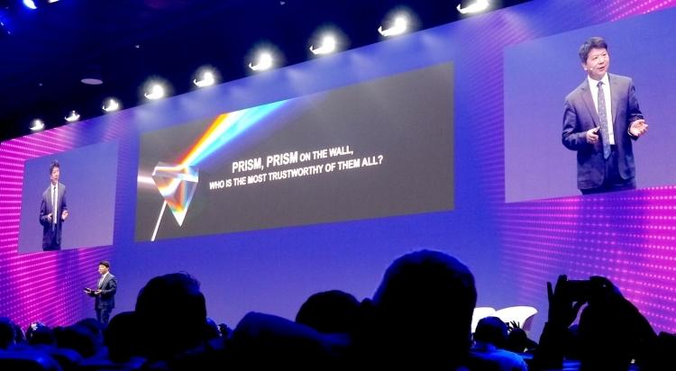Huawei: «США технологически отстали и потому нас атакуют»
