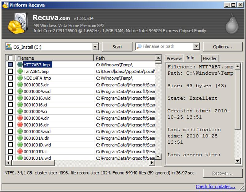 Как восстановить файлы с поврежденного диска?