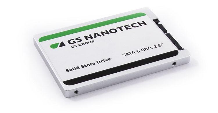 В России стартовало производство SSD GS Group с интерфейсом PCIe