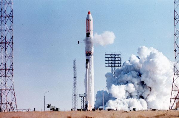 ракета Зенит