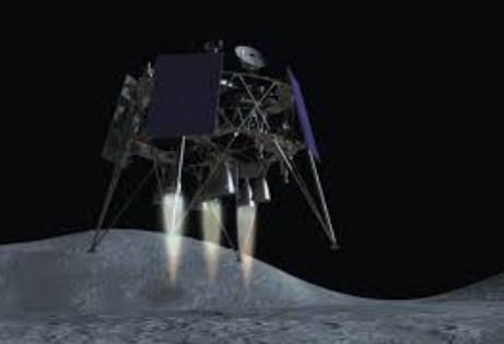ОАЭ модель лунного посадочного модуля