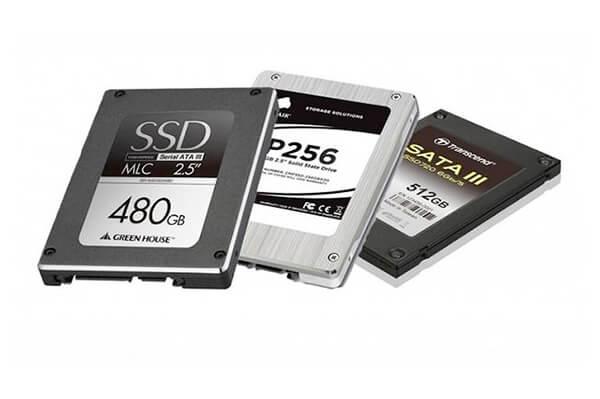 Современный SSD диск