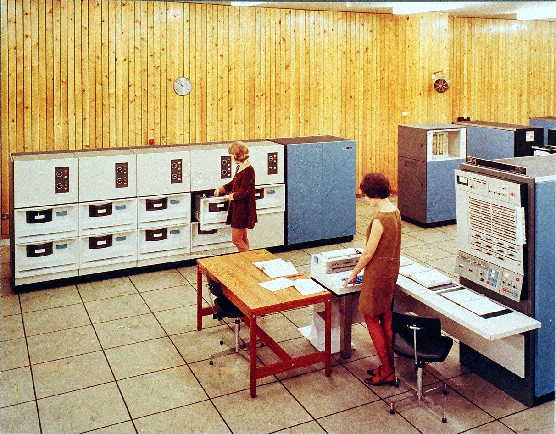 1965 IBM 2310