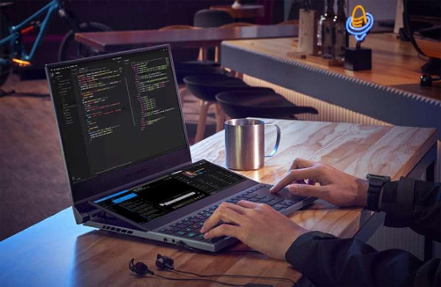 На рынке представлен новый игровой ноутбук от Asus - ROG Zephyrus Duo 15