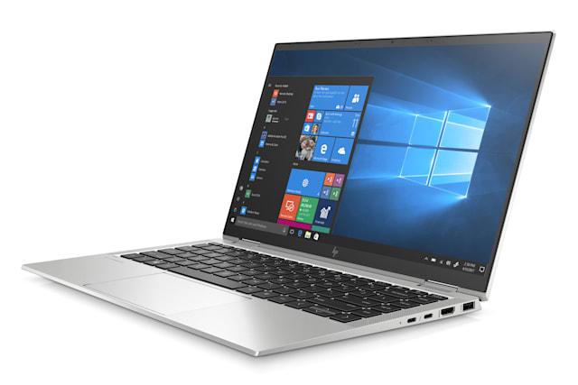 Новые EliteBooks от HP получили поддержку 5G