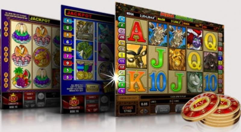 Игровые автоматы бесплатно в казино