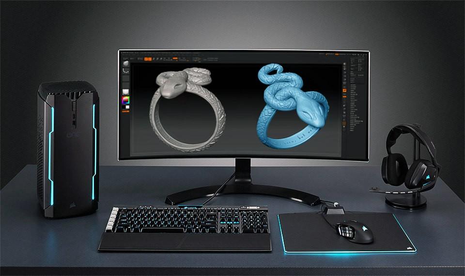 Компьютер для 3d моделирования и рендеринга - как выбрать