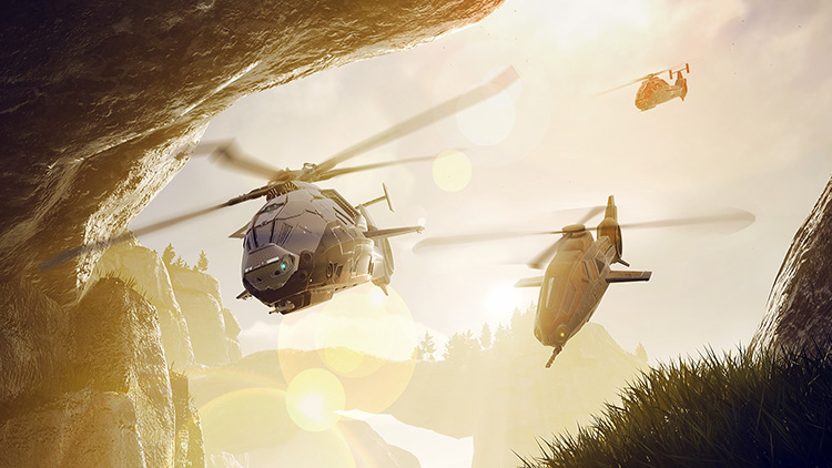 В вертолётную аркаду Comanche добавили многопользовательский бесплатный режим