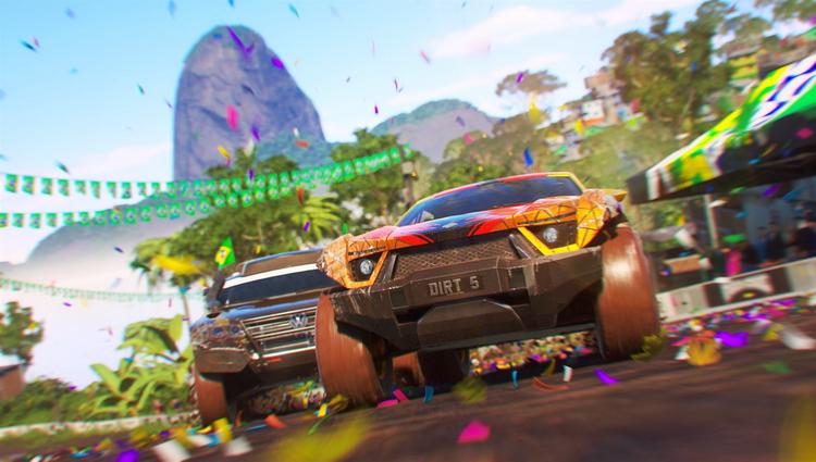 Codemasters улучшит вибрацию DualSense в DiRT 5 на PS5