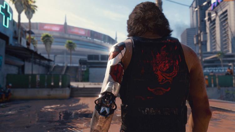 Игру Cyberpunk 2077 начали рассылать по магазинам