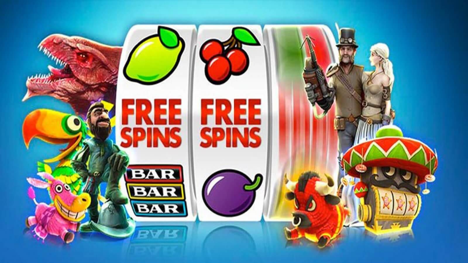 free spins в онлайн казино Украины