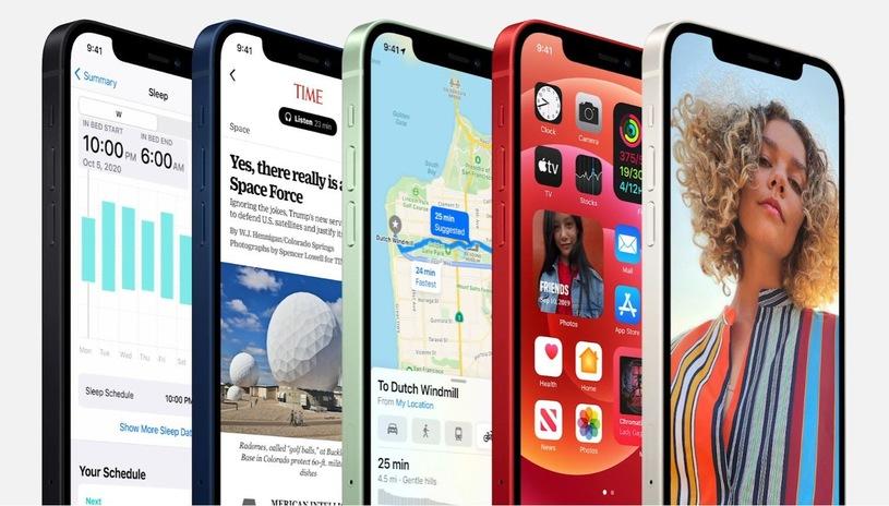 iPhone 12 Pro в новых цветах