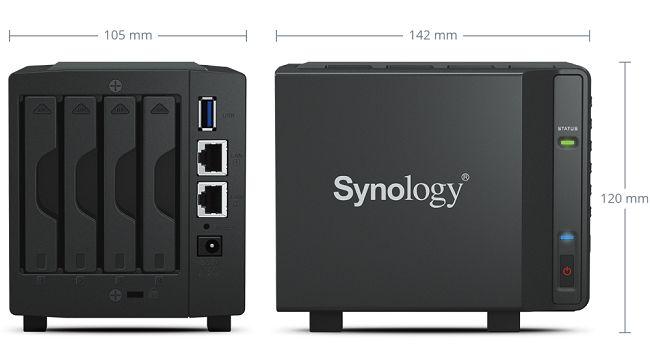 Сетевые хранилища NAS Synology