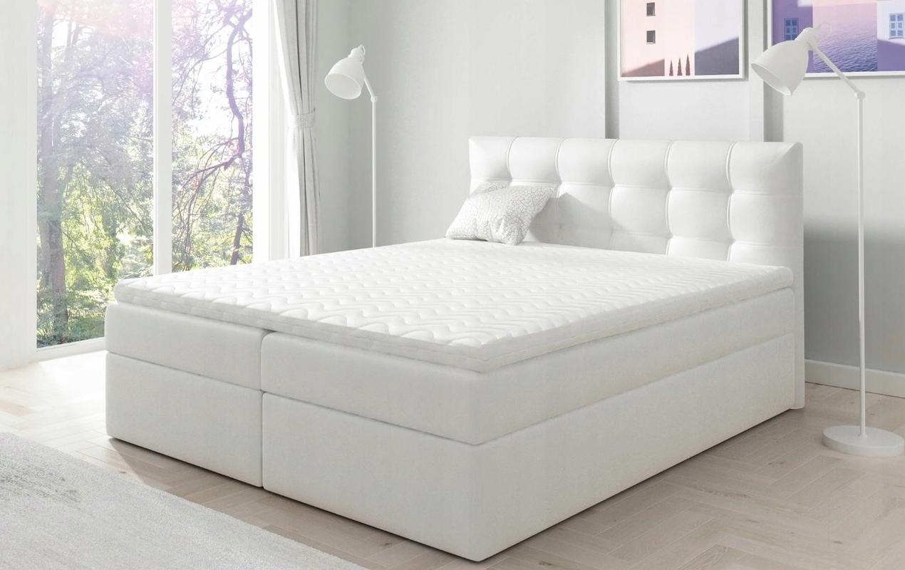 Континентальная кровати без каркаса