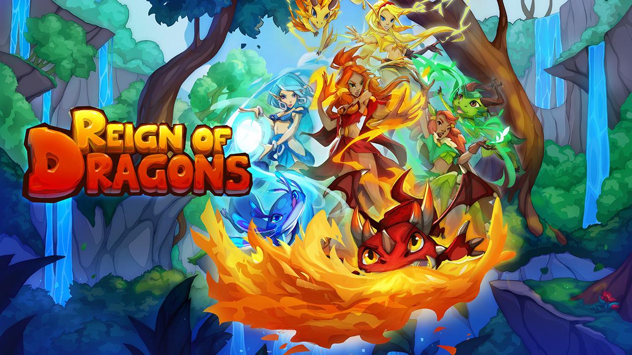 особенности видеослота Reign of Dragons