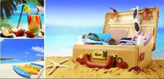 Что необходимо взять с собой в отпуск на море