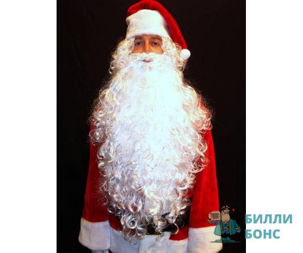 Борода Деда Мороза: что выбрать и где купить