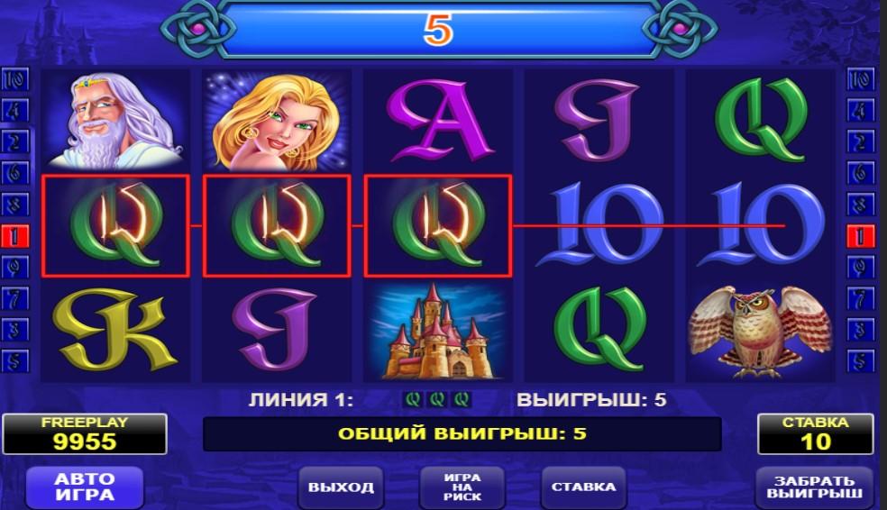 Игровой автомат Book of Fortune (Книга Фортуны) играть в Рокс Казино