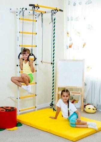 шведские детские стенки что выбрать