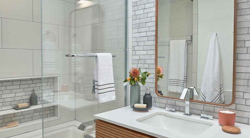 5 важных товаров для дома в ванной комнате