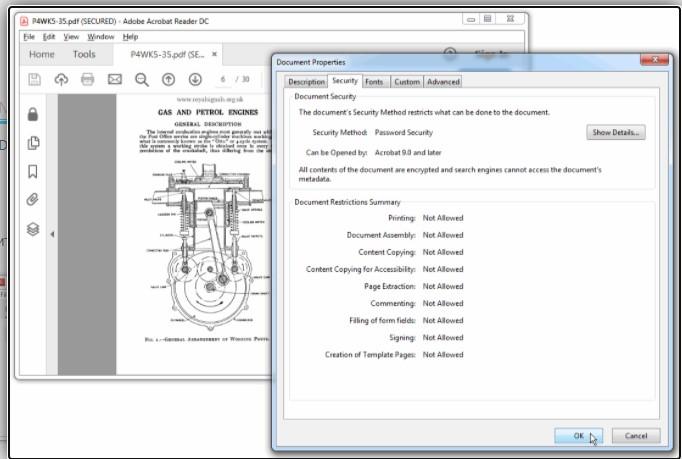 Accent PDF Password Recovery для забытых PDF паролей