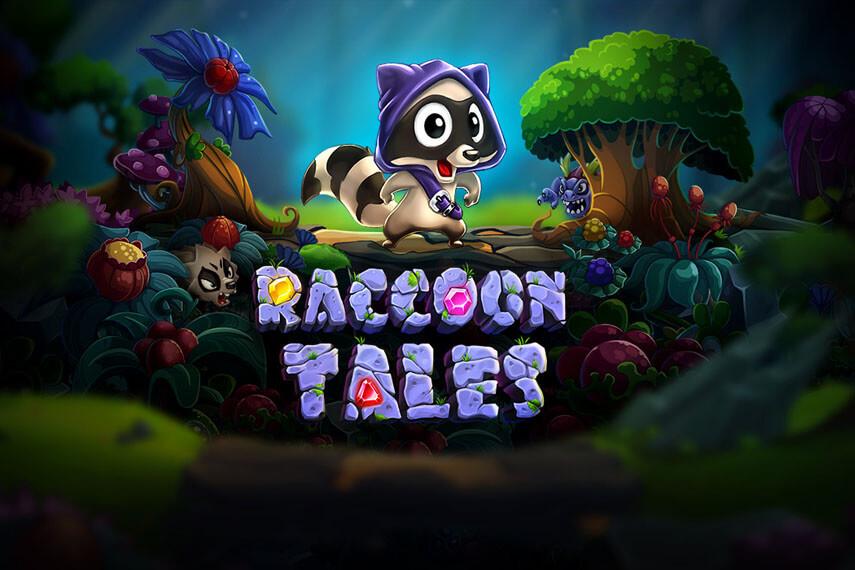 Raccoon Tales - как играть