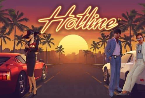 Игровой автомат HotLine от Джокер Вин Казино. Обзор и отзывы пользователей
