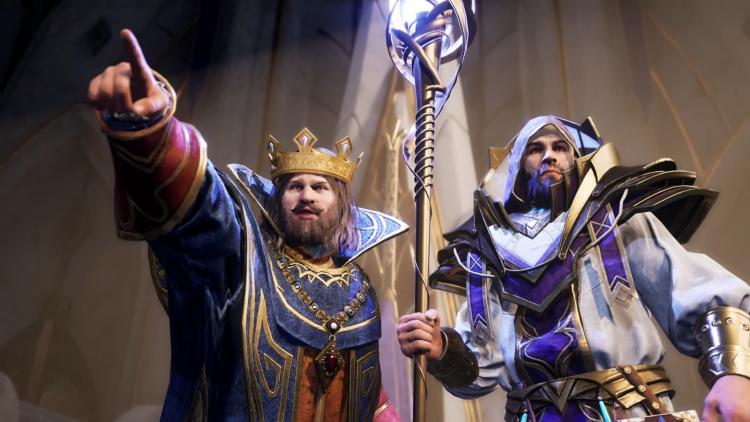И снова перенесли... Релиз фэнтезийной ролевой игры King's Bounty II  ждем 24 августа