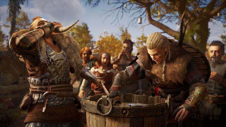 Assassin's Creed Valhalla получит более активную поддержку контентом, чем AC Odyssey