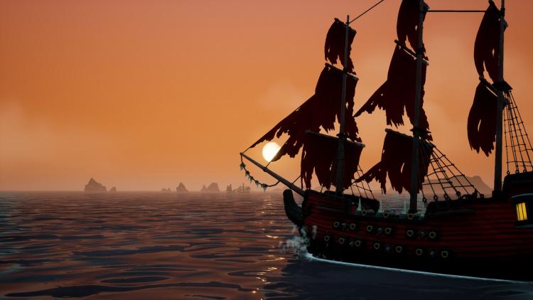 Пиратский ролевой экшен King of Seas в мае доплывёт до релизных берегов