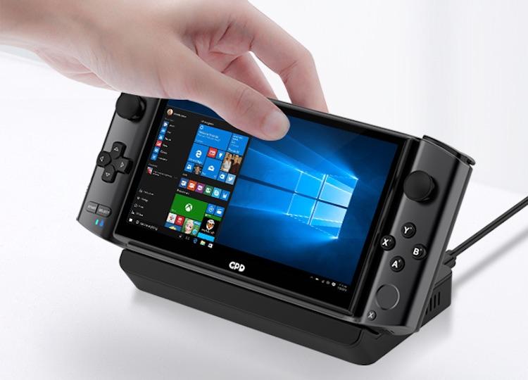 Представлена карманная игровая консоль GPD Win 3 с процессором Tiger Lake и графикой Iris Xe
