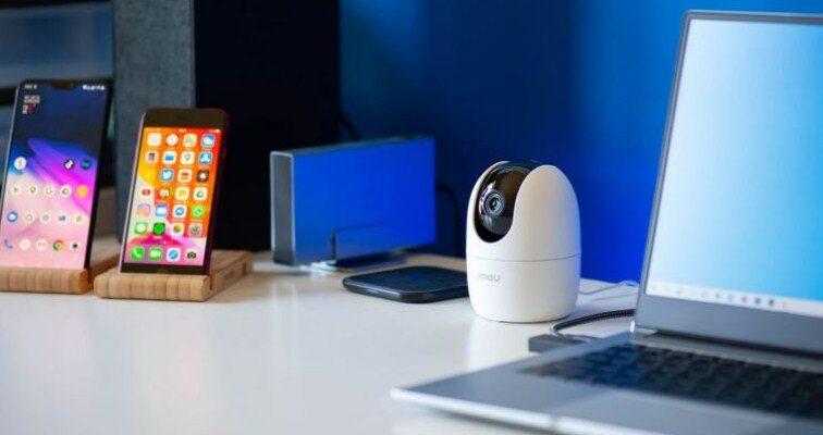 Imou Ranger 2 для домашнего и офисного наблюдения