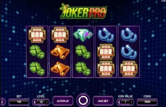 игровые автоматы goxbet Joker Pro играть бесплатно