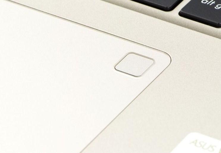 VivoBook считыватель отпечатка