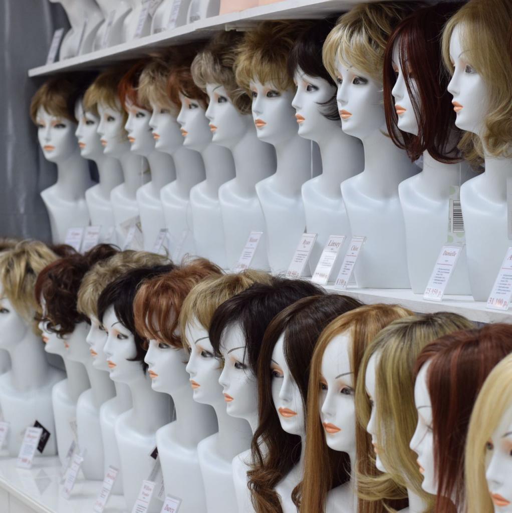 Выбираем цвет парика - советы